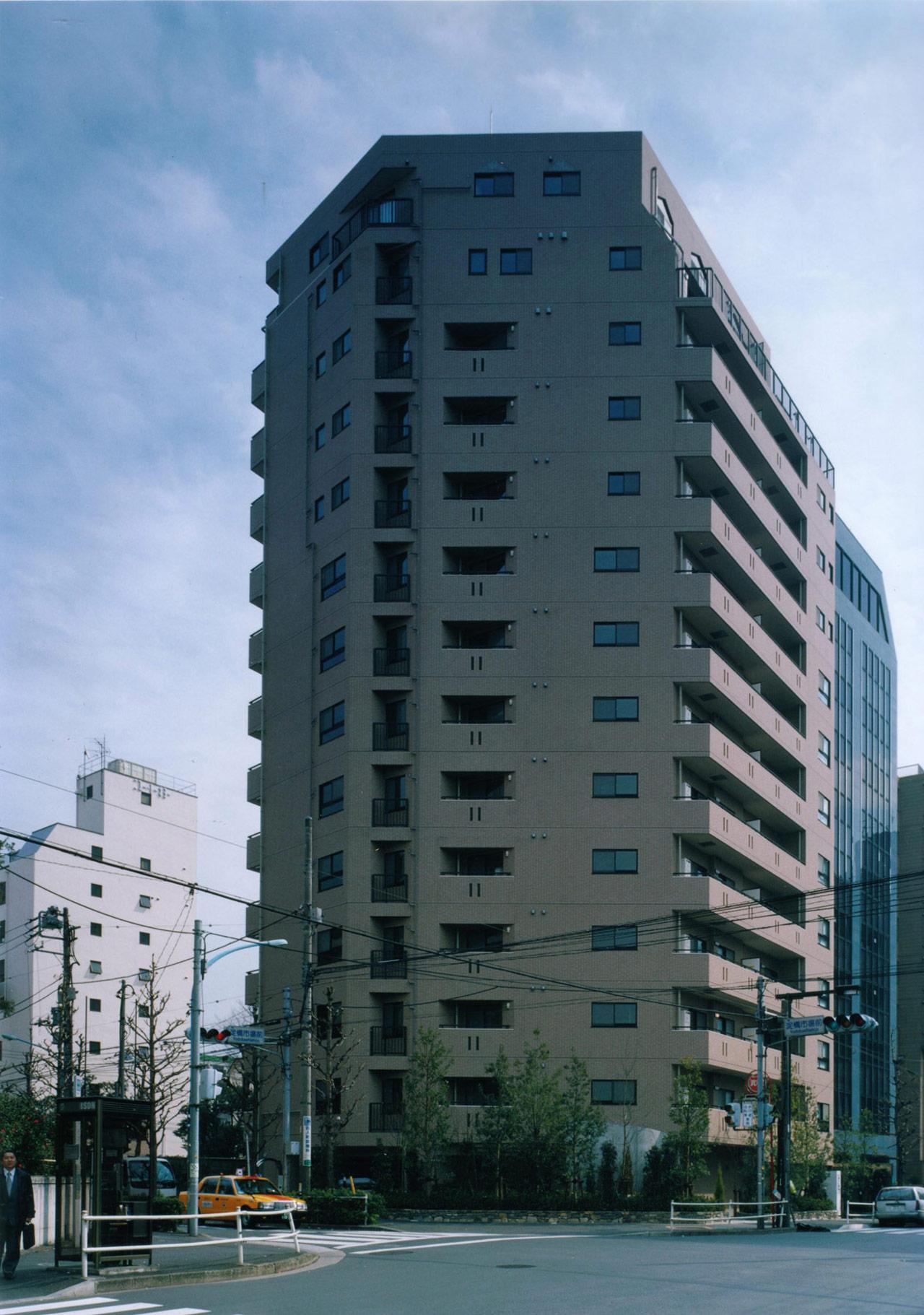 GREEN PARK 新宿の杜   マンションギャラリー