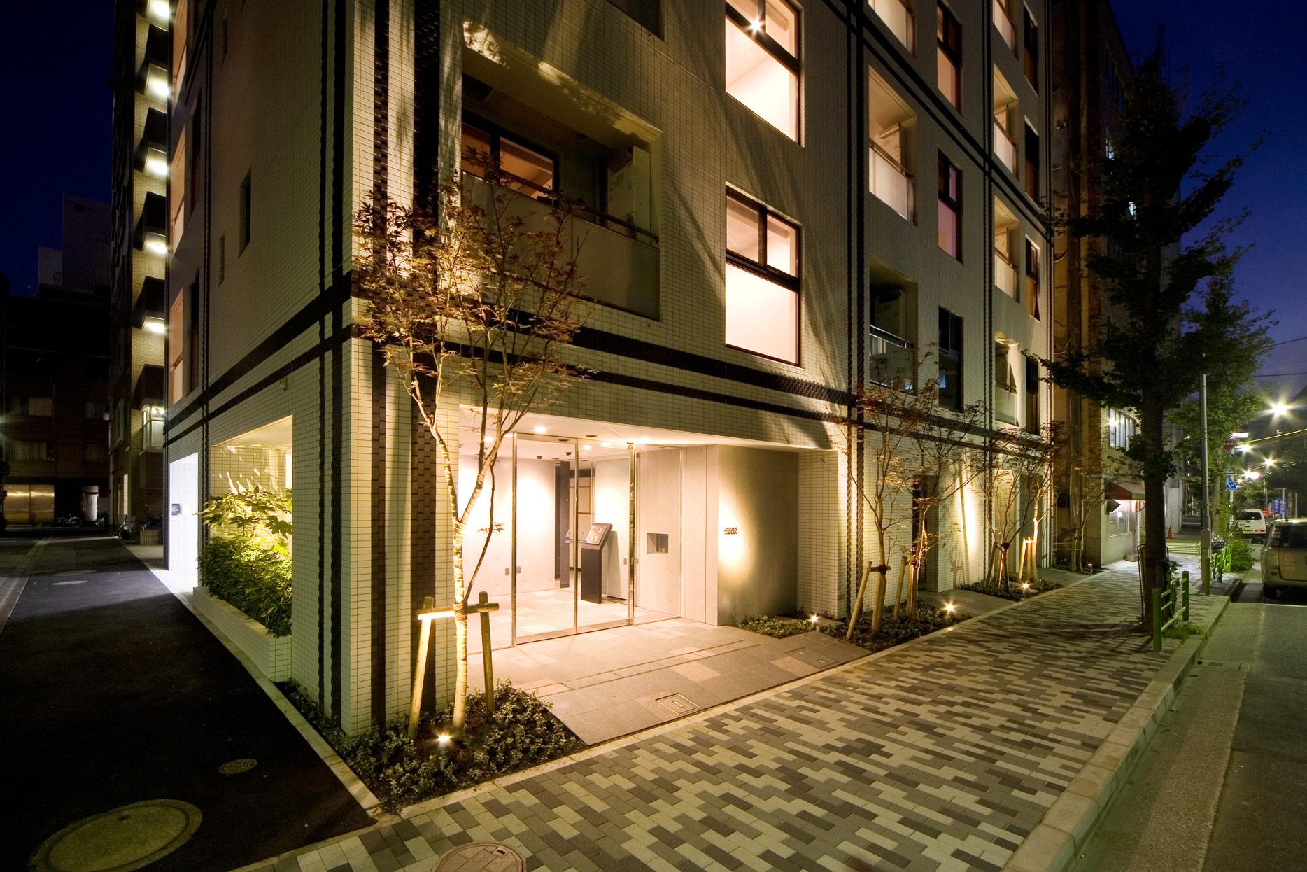 GREEN PARK 日本橋蛎殻町 | マンションギャラリー