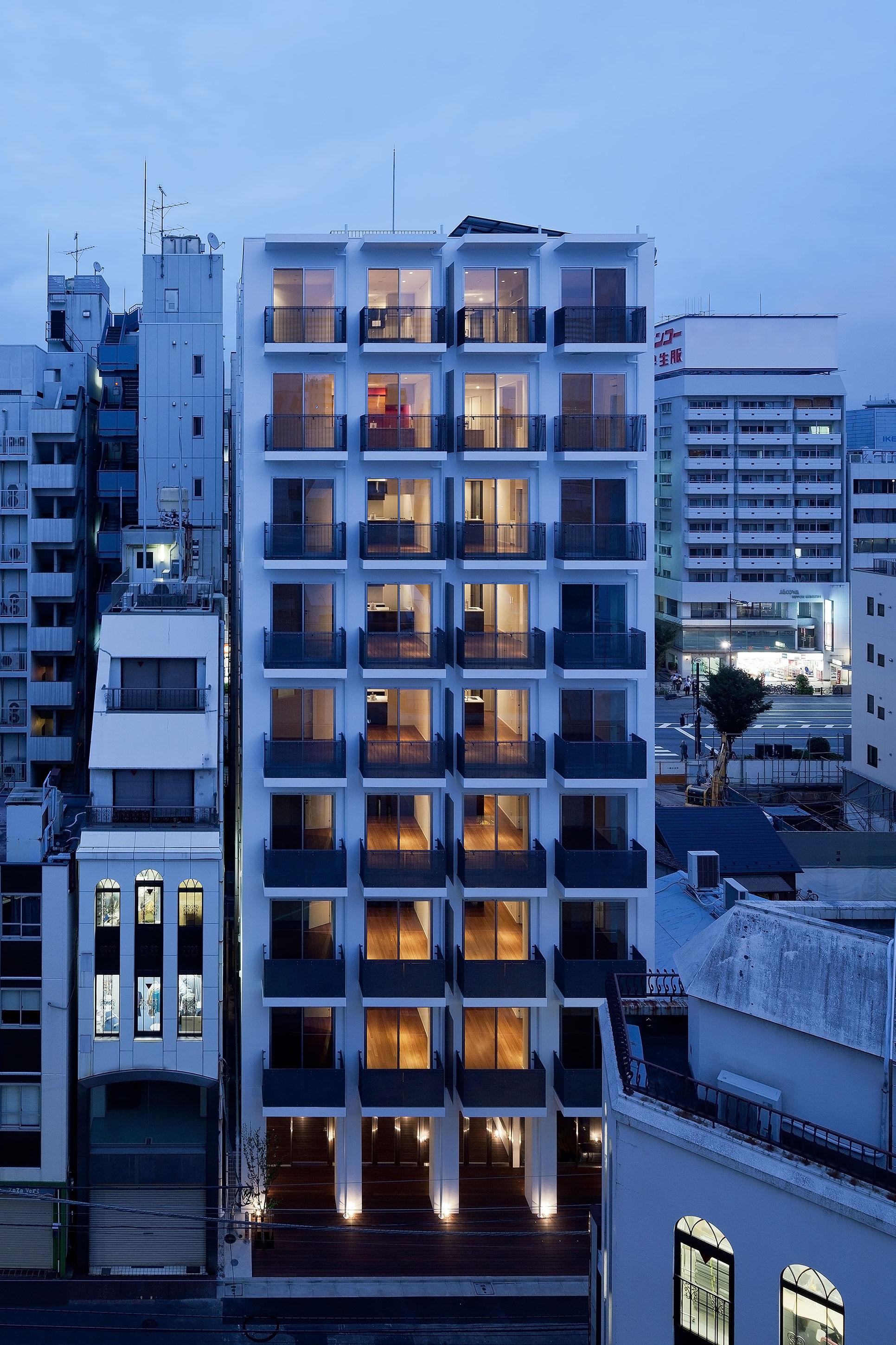 GREEN PARK 東日本橋 SQUARE | マンションギャラリー