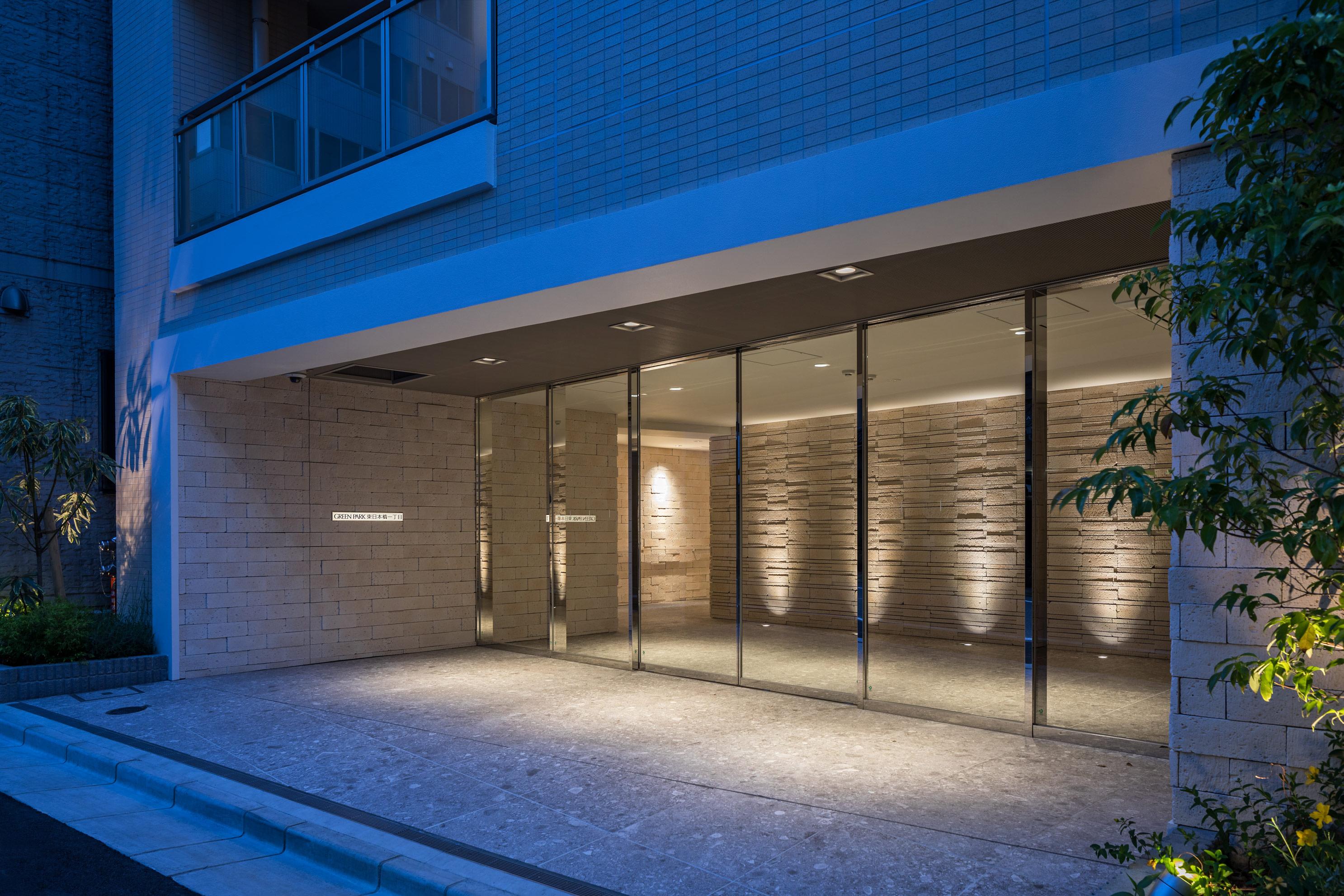 GREEN PARK 東日本橋一丁目   マンションギャラリー