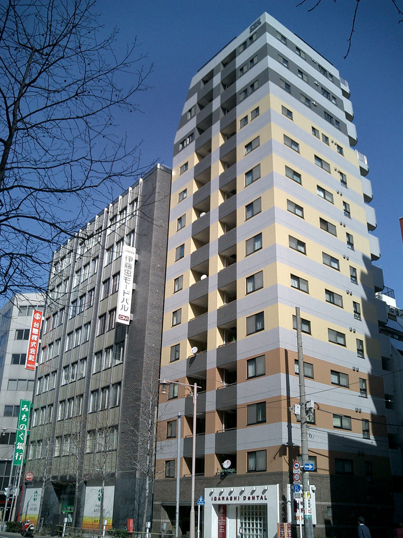 GREEN PARK Nihonbashi Deux | マンションギャラリー