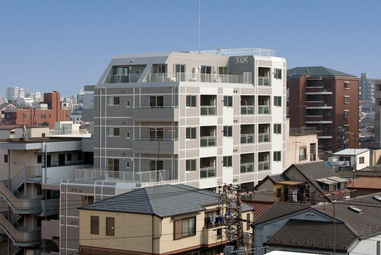 GREEN PARK HIGASHI NIPPORI | マンションギャラリー
