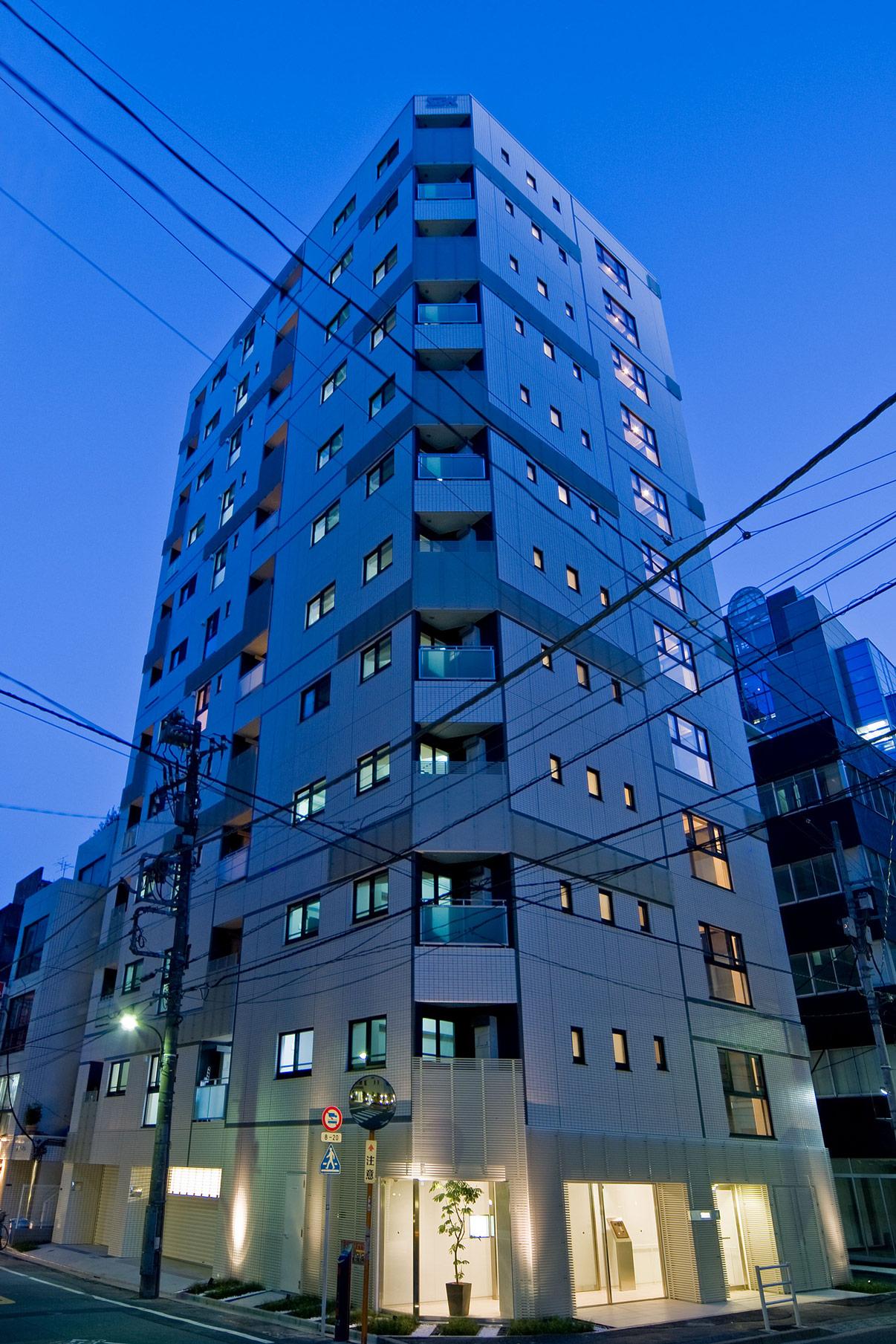 GREEN PARK 東日本橋 RESIDENCE | マンションギャラリー